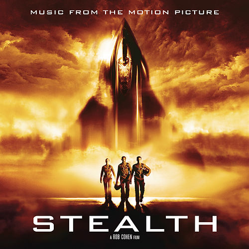 Stealth-music From The Motion Picture by Various Artists