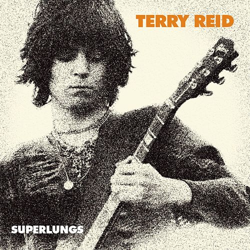 Superlungs de Terry Reid