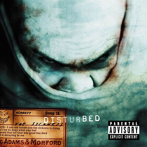 The Sickness von Disturbed