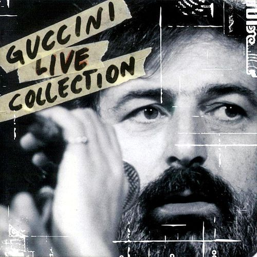 Guccini Live Collection by Francesco Guccini