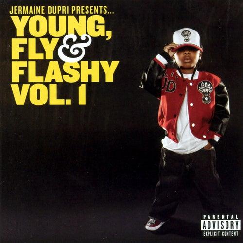 Jermaine Dupri Presents... Young, Fly & Flashy Vol. 1 by Jermaine Dupri