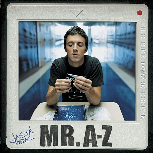 Mr. A-Z van Jason Mraz