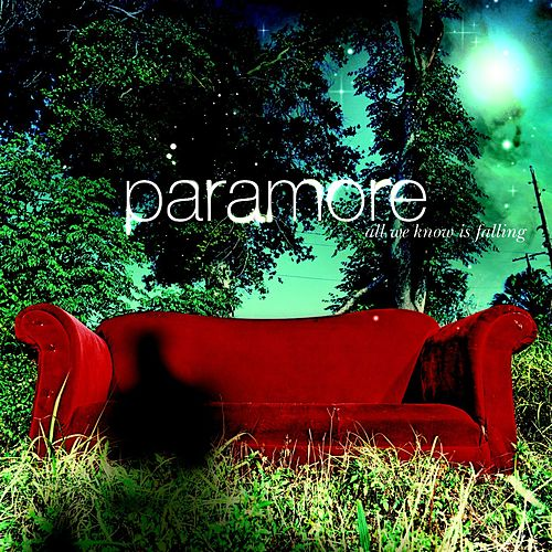 All We Know Is Falling von Paramore