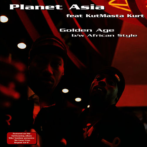 Golden Age/African Style de Planet Asia