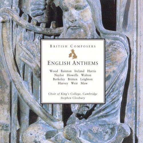 English Anthems de Stephen Cleobury
