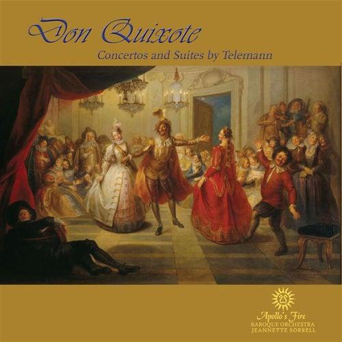 Concertos and Suites by Telemann von Georg Philipp Telemann