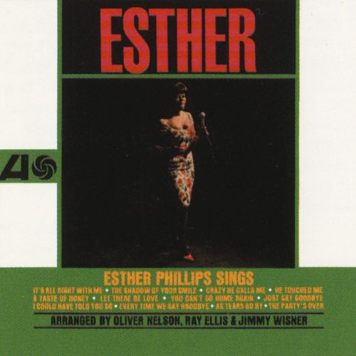 Esther Phillips Sings di Esther Phillips