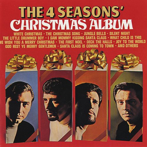 The Four Seasons' Christmas Album by Frankie Valli & The Four Seasons