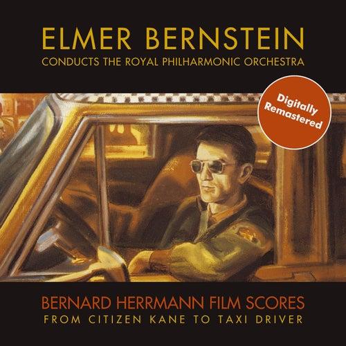 Bernard Herrmann Film Scores de Elmer Bernstein