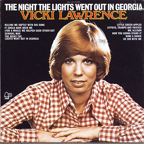 The Night The Lights Went Out In Georgia by Vicki Lawrence