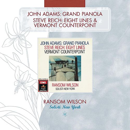 Random Wilson: Adams and Reich by Wilson Ransom