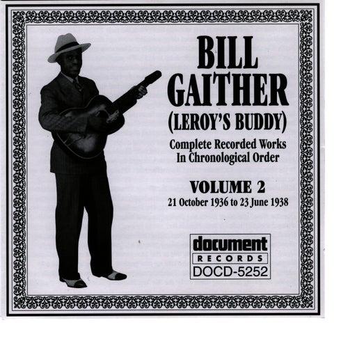 Bill Gaither Vol. 2 1936-1938 by Bill Gaither