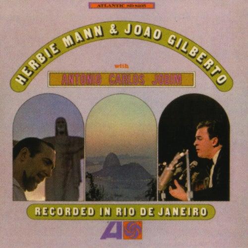 Recorded In Rio De Janerio von Herbie Mann
