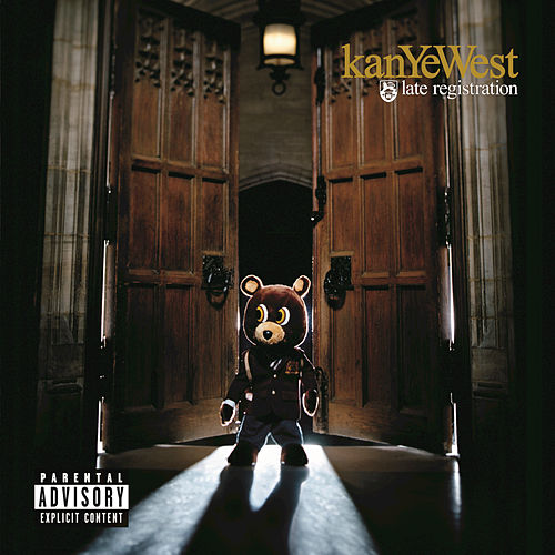 Late Registration di Kanye West