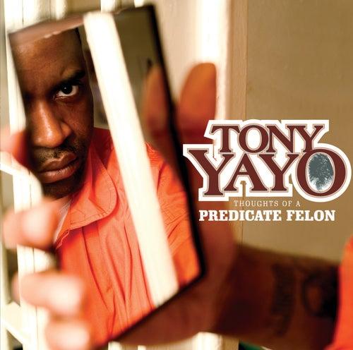 Thoughts Of A Predicate Felon by Tony Yayo