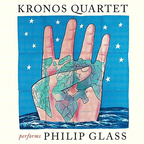 Kronos Quartet Performs Philip Glass de Kronos Quartet