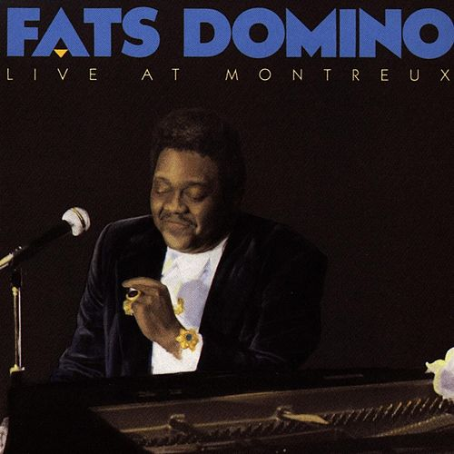 Live At Montreux by Fats Domino