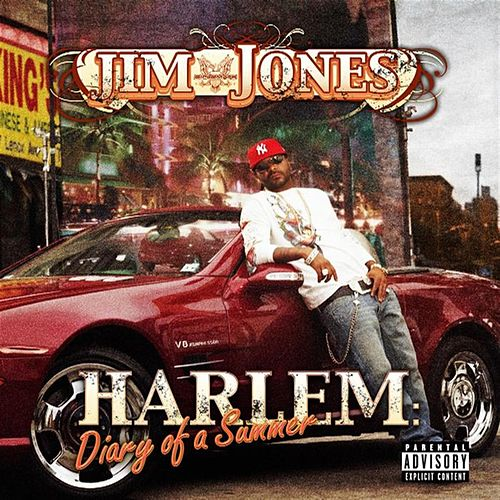Harlem: Diary Of A Summer von Jim Jones