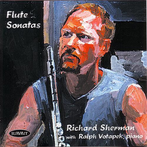 Flute Sonatas de Richard Sherman