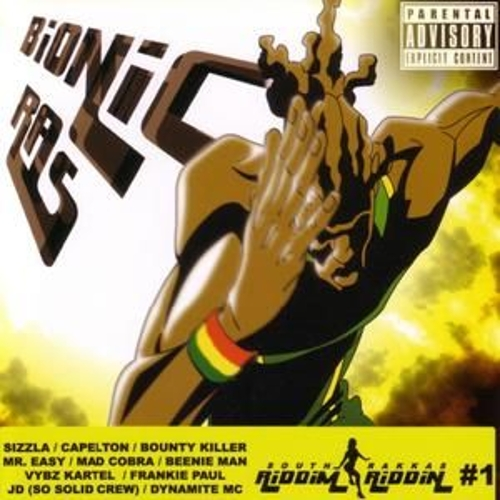 Bionic Ras Riddim Riddin Vol. 1 by Various Artists