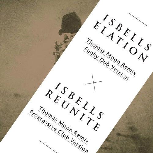 Isbells - Remix EP de Isbells