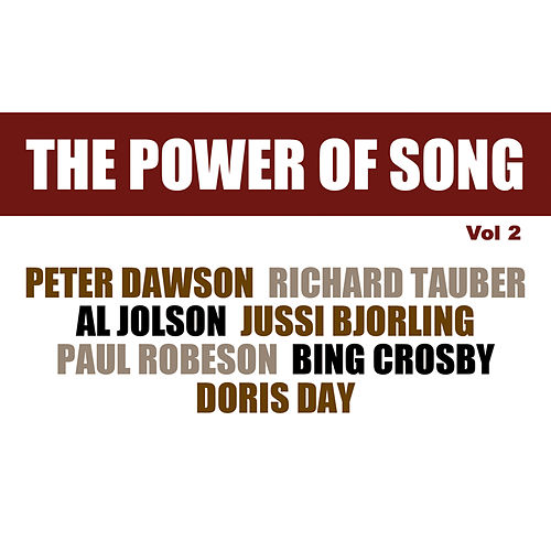 The Power of Song - A Musical Introduction to Century 20 Vol 2 von Various Artists