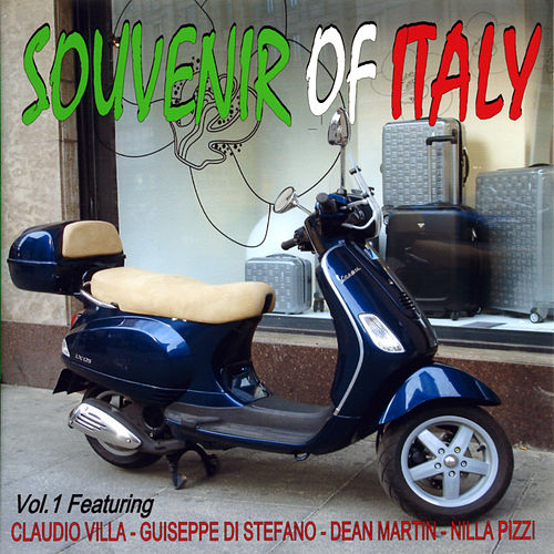 Souvenir Of Italy - Vol. One de Various Artists