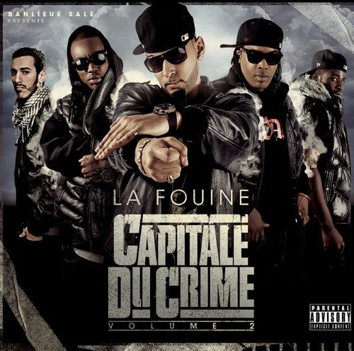 Capitale Du Crime 2 de La Fouine