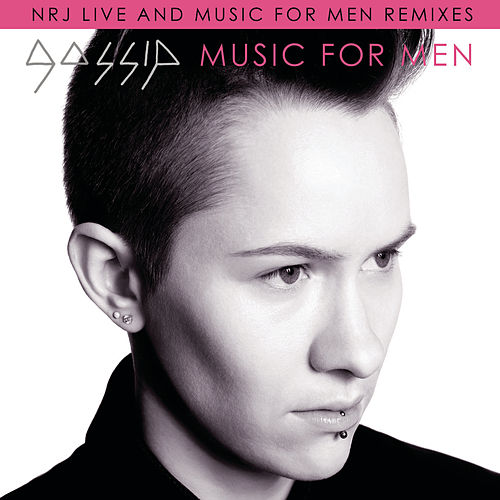 NRJ Live and Music For Men Remixes de Gossip
