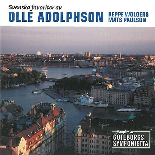 Svenska favoriter av Olle Adolphson by Tomas Blank