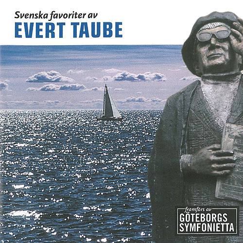 Svenska favoriter av Evert Taube by Tomas Blank