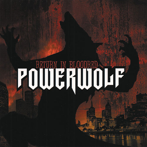 Return in Bloodred by Powerwolf