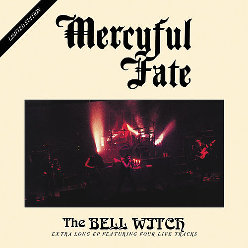 The Bell Witch - EP von Mercyful Fate