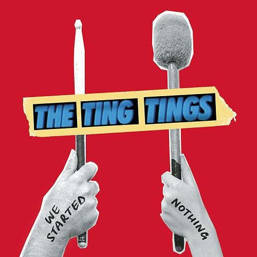 iTunes Live: London Festival '08 - EP by The Ting Tings