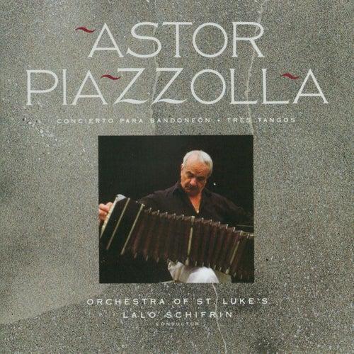 Concierto Para Bandoneon/Tres Tangos von Astor Piazzolla