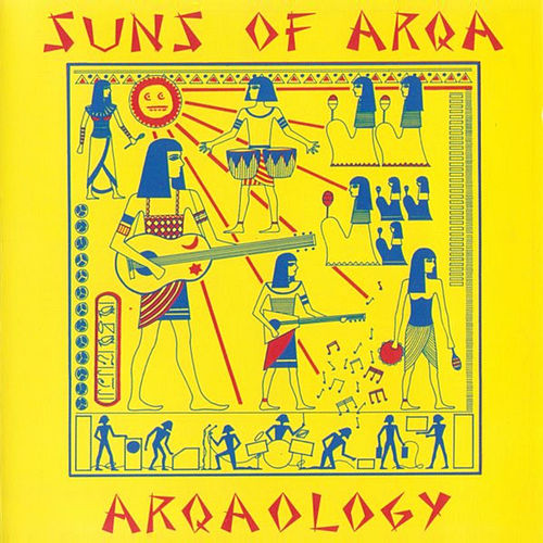 Arqaology by Suns of Arqa