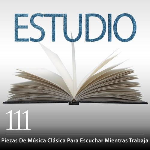 Estudio: 111 Piezas De Música Clásica Para Escuchar Mientras Trabaja de Various Artists