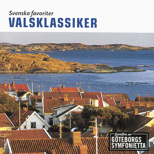 Svenska favoriter - Valsklassiker by Tomas Blank