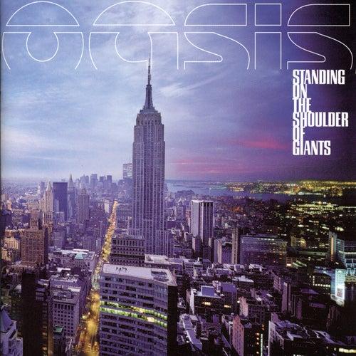 Standing On The Shoulder Of Giants de Oasis