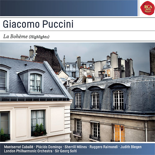 Giacomo Puccini: La Bohème - (Highlights)  - Sony Classical Masters de Georg Solti