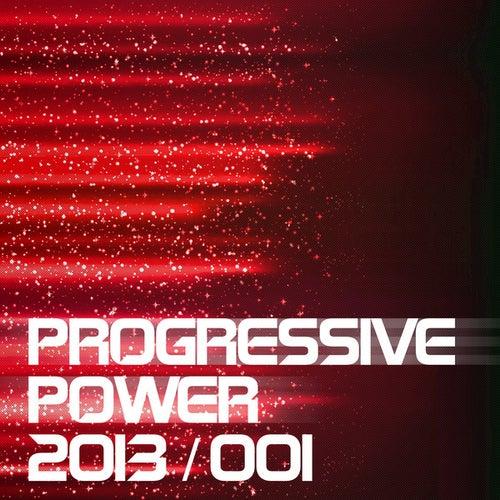 Progressive Power 2013 / 001 de Various Artists