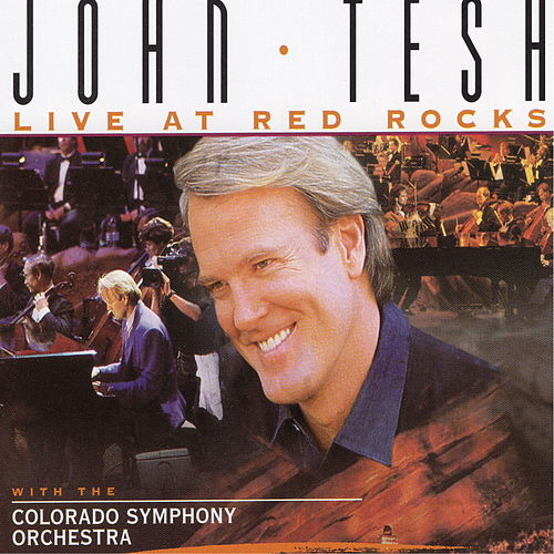 Live At Red Rocks by John Tesh