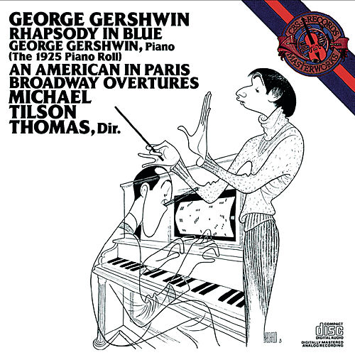 Gershwin : Mill / Rhapsody in Blue / Michael Tilson Thomas di Various Artists
