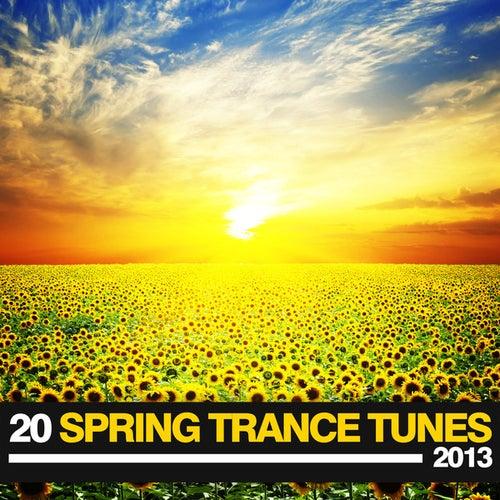 20 Spring Trance Tunes 2013 de Various Artists
