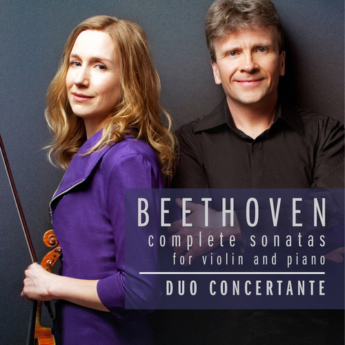 Beethoven Violin and Piano Sonatas by Various Artists