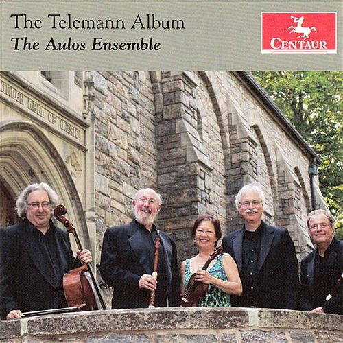 The Telemann Album (Aulos Ensemble) de The Aulos Ensemble
