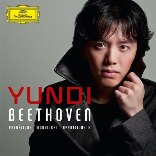 Beethoven - Pathétique, Moonlight, Appassionata von Yundi