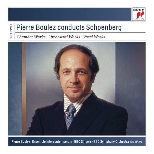 Pierre Boulez conducts Schoenberg by Pierre Boulez
