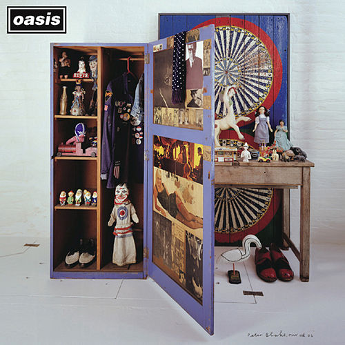 Stop The Clocks von Oasis