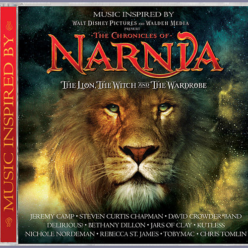 Songs Inspired By The Lion The Witch And The Wardrobe de Various Artists